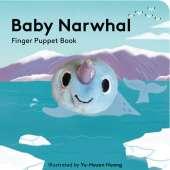 Finger Puppet Books :Baby Narwhal: Finger Puppet Book