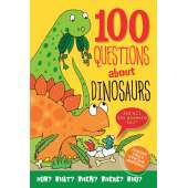 Activity Books: Dinos :100 Questions About Dinosaurs