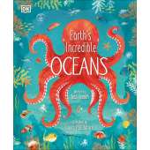 Books for Aquarium Gift Shops :Earth's Incredible Oceans