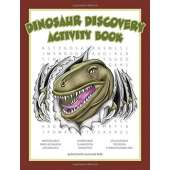 Activity Books: Dinos :Dinosaur Discovery Activity Book