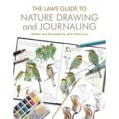 Drawing Books :The Laws Guide to Nature Drawing and Journaling