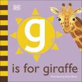 Jungle & Zoo Animals :G is for Giraffe