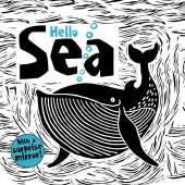 Board Books: Aquarium :Hello Sea