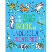 Activity Books: Aquarium :My First Big Book of Undersea Creatures