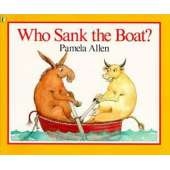 Children's Classics :Who Sank the Boat?