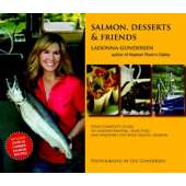 Seafood Recipe Books :Salmon, Desserts & Friends