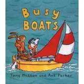Boats, Trains, Planes, Cars, etc. :Busy Boats