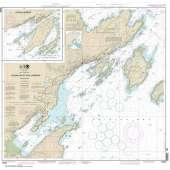 Alaska Charts :NOAA Chart 16595: Kodiak and St. Paul harbors;Kodiak Harbor