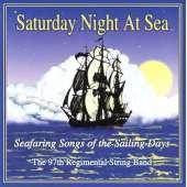 Poetry & Music :Saturday Night at Sea CD