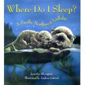 Books for Aquarium Gift Shops :Where Do I Sleep?