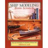 Modeling & Woodworking :Ship Modeling from Scratch