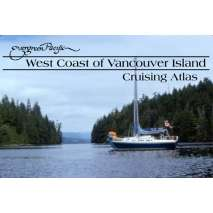 Evergreen Publishing, West Coast of Vancouver Island Cruising Atlas