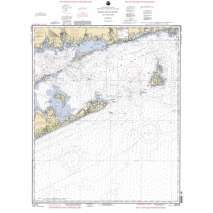 Marine Training, NOAA Training Chart 13205 TR: BLOCK ISLAND
