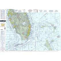 Sectional Charts, FAA Chart:  VFR Sectional MIAMI