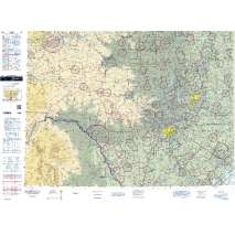 Sectional Charts, FAA Chart:  VFR Sectional SAN ANTONIO