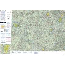 Sectional Charts, FAA Chart:  VFR Sectional ST LOUIS