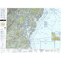 Sectional Charts, FAA Chart:  VFR Sectional WASHINGTON