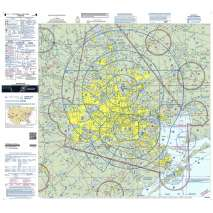 Terminal Area Charts (TAC), FAA Chart:  VFR TAC HOUSTON