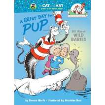 Books for Aquarium Gift Shops :A Great Day for Pup