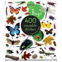 Stickers & Magnets, Eyelike Stickers: Bugs