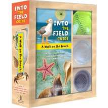 Beachcombing & Seashore Field Guides, A Walk on the Beach: Into the Field Guide (Kit)