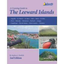 The Caribbean, A Cruising Guide to the Leeward Islands 2nd edition