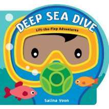 Ocean & Seashore, Deep Sea Dive (Lift-the-Flap Adventures)