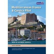 Europe, Mediterranean France & Corsica Pilot, 6th edition