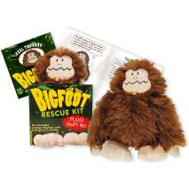 Bigfoot for Kids, BIGFOOT RESCUE KIT