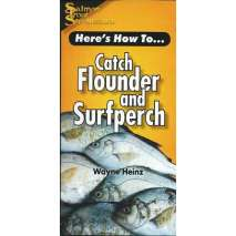 Fishing, Here's How To: Catch Flounder and Surfperch (Pocket Guide)