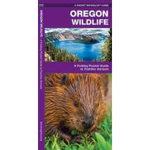 Reptile & Mammal Identification Guides, Oregon Wildlife