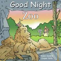 Board Books, Good Night Zoo