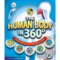 Educational & Science :The Human Body in 360°: Explored in 5 Virtual Journeys