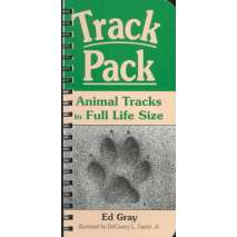 Hunting & Tracking :Track Pack: Animal Tracks in Full Life Size