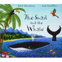 Fish, Sealife, Aquatic Creatures, The Snail and the Whale