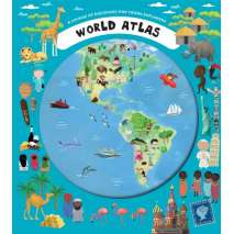 Educational & Science, World Atlas