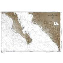 Region 2 - Central, South America, NGA Chart 21014: Mexico West Coast Cabo San Lazaro to Cabo San Lucas and Southern Part of Golfo de Californa
