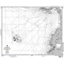 Region 2 - Central, South America, NGA Chart 21036: Golfo Dulce to Bahia de Paita