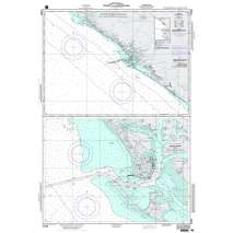 Region 2 - Central, South America :NGA Chart 21525: Corinto and Approaches