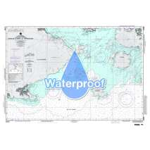 Region 2 - Central, South America, Waterproof NGA Chart 21529: Bahia de La Union and Approaches