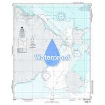 Region 2 - Central, South America, Waterproof NGA Chart 21530: La Union