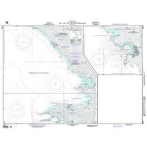 Region 2 - Central, South America, NGA Chart 21547: San Juan del Sur and Approaches