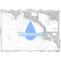 Region 2 - Central, South America, Waterproof NGA Chart 21560: Punta Guiones to Punta Burica