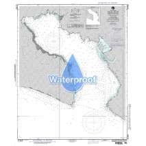 Region 2 - Central, South America, Waterproof NGA Chart 21562: Golfo Dulce