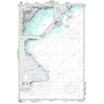 Region 2 - Central, South America, NGA Chart 21601: Morro de Puercos to Panama