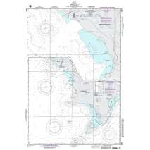 Region 2 - Central, South America, NGA Chart 25841: Approaches to Cabo Rojo & Pedernales