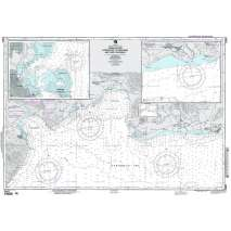 Region 2 - Central, South America, NGA Chart 25842: Approaches to Barahona and Punta Palenqu