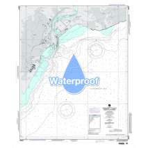 Region 2 - Central, South America, Waterproof NGA Chart 25847: Puerto de Haina