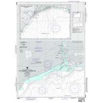 Region 2 - Central, South America, NGA Chart 25848: Approaches to Santo Domingo