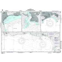 Region 2 - Central, South America, NGA Chart 25849: App. to andres San Pedro de Macoris and La Romana